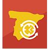 Icon Spanjevandaag
